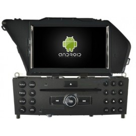 Cartablet Navigatore Mercedes 7 pollici Classe GLK Android