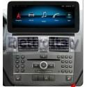 Navigatore 10 pollici Mercedes Classe C 2007 NTG 4x Android