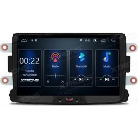 Autoradio Navigatore Dacia Duster Renault Capture 8 pollici Android 10