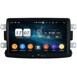 Cartablet Navigatore Dacia Duster Multimediale Android
