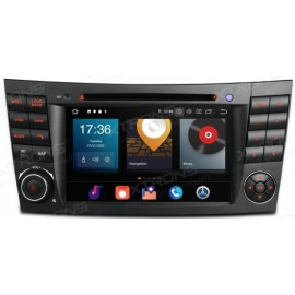 Navigatore Mercedes Classe E W211 W43 CLS W219 Android 10 Octacore
