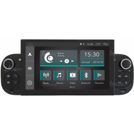 Cartablet Navigatore Fiat Panda Android Multimediale