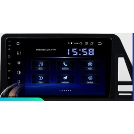 Autoradio Navigatore Toyota CHR Android Multimediale