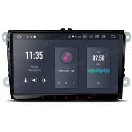 Cartablet Navigatore Volkswagen Skoda Seat 9 Pollici Octacore Android 10 WiFi