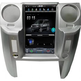Navigatore Android Land Rover Discovery 3 Tesla Multimediale