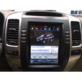 Cartablet Toyota Land Cruiser TESLA Android