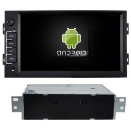 Cartablet Navigatore Peugeot 308 android Octacore
