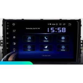 Cartablet volkswagen Golf Tiguan Polo 2018 MQB Navigatore Android 10