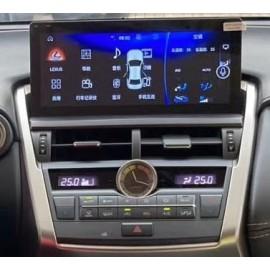 Cartablet Navigatore 10 pollici Lexus NX Android DSP