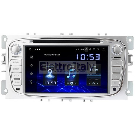Cartablet Navigatore Ford Focus Mondeo C-Max S-MAX Galaxy Android