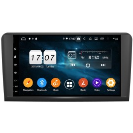 Cartablet Navigatore Mercedes Classe ML W164 Android 10 Octacore Multimediale
