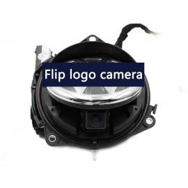 Telecamera flip logo Volkswagen Golf 5 6 7 Passat cc B6 B7 B8 Polo Magotan Beetle