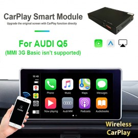 Carplay android auto wireless per AUDI Q5 MMI 3G