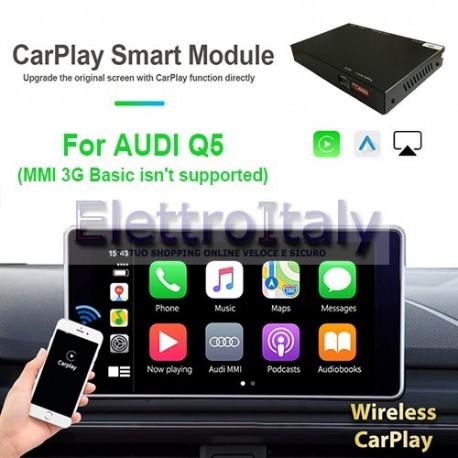 Carplay android auto wireless per AUDI Q3