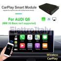 Carplay android auto wireless per AUDI Q5 MMI 3G