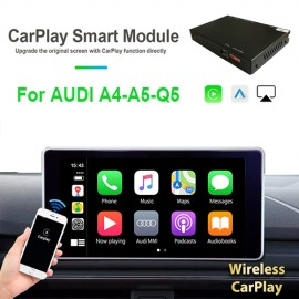 Carplay android auto wireless per AUDI A4 A5 Q5