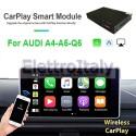 Carplay android auto wireless per AUDI A4 A5 Q5