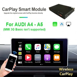 Carplay android auto wireless per AUDI A4 A5 Q5 MMI 3G