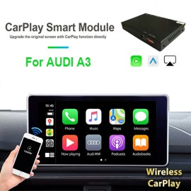 Carplay android auto wireless per AUDI A3