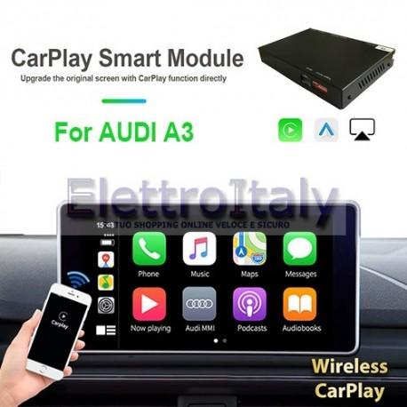 Carplay android auto wireless per AUDI A3
