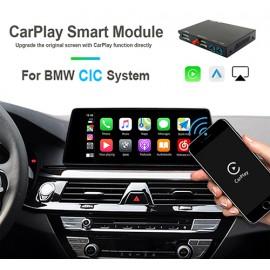 Carplay android auto wireless per BMW CIC 6.5/8.8 pollici