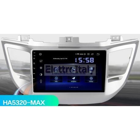 Cartablet Navigatore Hyundai Tucson 10 pollici Android 10