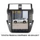 Cartablet Toyota Land Cruiser 2017 TESLA Android