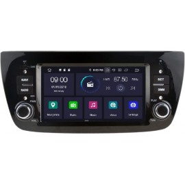 Navigatore Autoradio Android Fiat Doblo