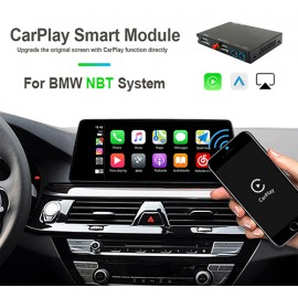 Carplay android auto wireless per BMW NBT 6.5/8.8 pollici