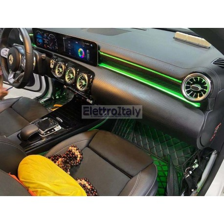 Kit Illuminazione Ambient interno nuova Mercedes Classe A W177RGB
