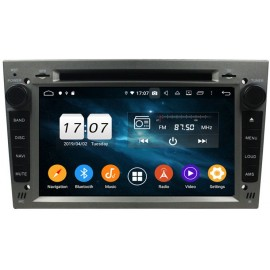 Cartablet Navigatore Opel Astra Corsa Meriva Zafira Android 10 Multimediale DAB
