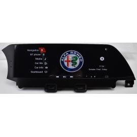 Autoradio Navigatore Alfa Giulia Android Multimediale