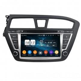 Navigatore Hyundai I20 8 pollici Android 10 Octacore