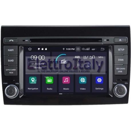 Cartablet Navigatore Autoradio Android Fiat Bravo