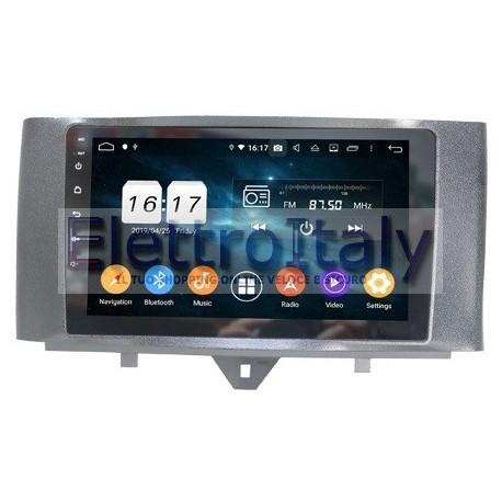 Navigatore Smart 9 pollici Android 10 Octacore