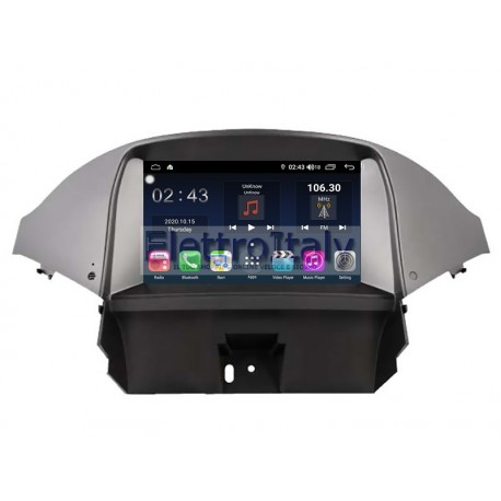 Navigatore Chevrolet Orlando Android 8