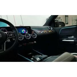 Kit Illuminazione Ambient interno nuova Mercedes Classe B W247