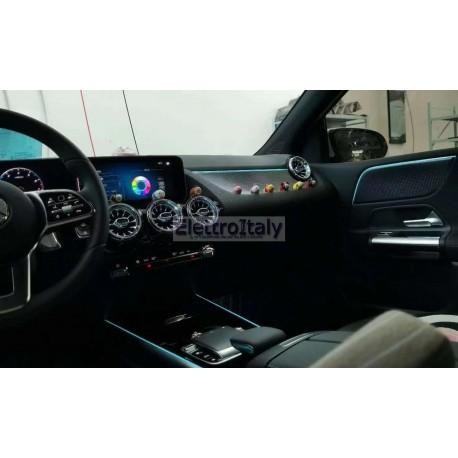 Kit Illuminazione Ambient interno nuova Mercedes Classe B W247RGB