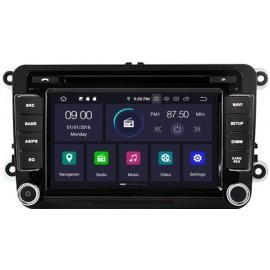 Cartablet Navigatore Volkswagen Skoda Seat 7 Pollici Android 10 WiFi