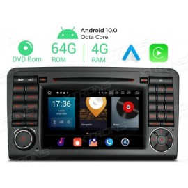 Navigatore Mercedes Classe ML GLX Android 9 Octacore