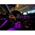 Kit Illuminazione Ambient interno Mercedes Classe CLA GLA A B RGB con APP