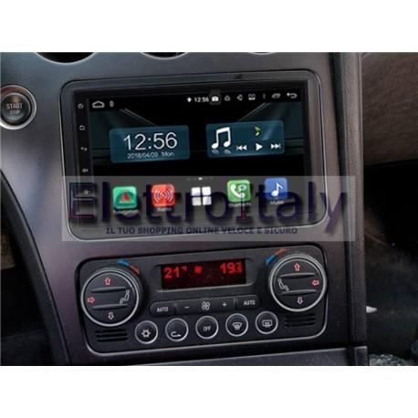 Autoradio Navigatore Alfa 159 Brera Multimediale Android 8
