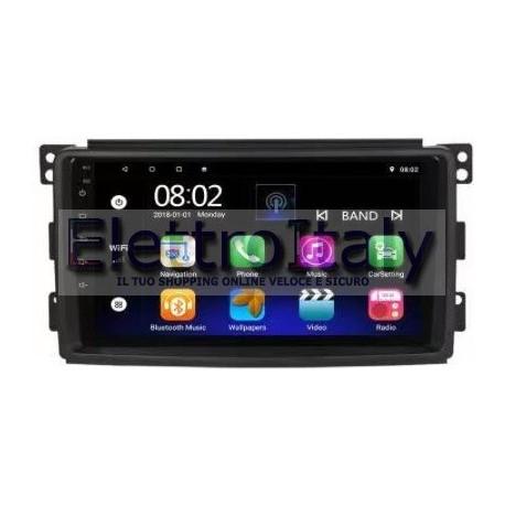 Navigatore Smart 9 pollici Android 10