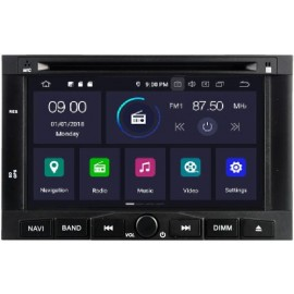 Navigatore Peugeot 3008 5008 Android 8 Octacore
