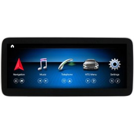 Cartablet Navigatore 12 pollici Mercedes Classe C GLC NTG 5x Android DSP
