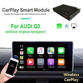 Carplay android auto wireless per AUDI Q3 base