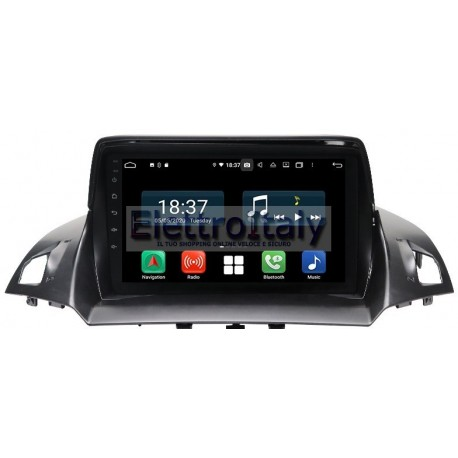 Cartablet Navigatore Ford Kuga C-MAX Android 10 Octacore