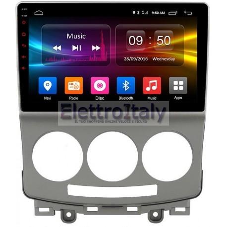 Cartablet Navigatore Mazda 5 Android 8