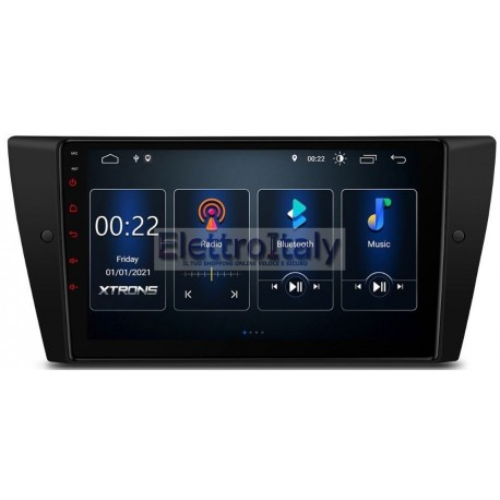 Autoradio Navigatore Bmw Serie E9X Android 10 Quadcore Multimediale