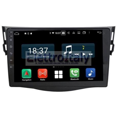 Navigatore Toyota Rav 4 Android 10 Octacore DAB